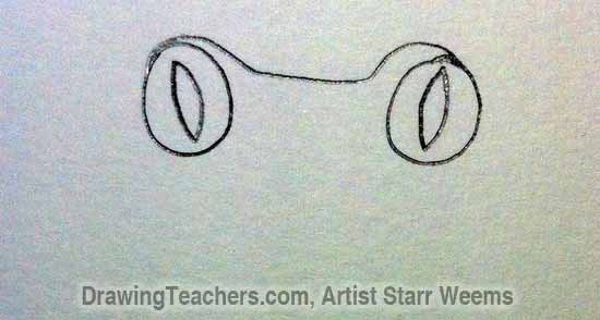 How to Draw a Tree Frog 2
