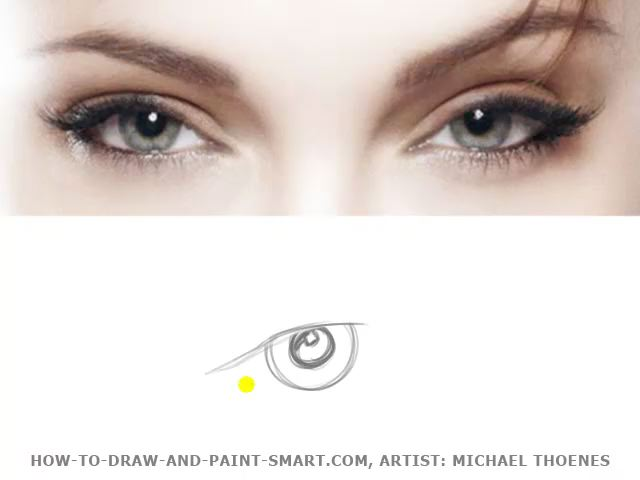 How to Draw Eyes 02