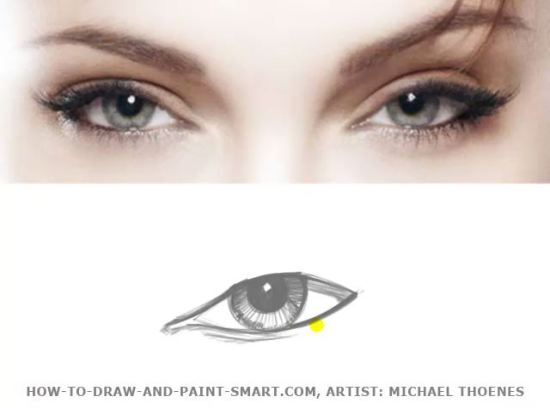 How to Draw Eyes 03