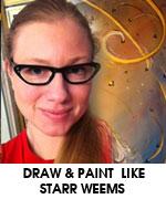 Artist Starr Weems