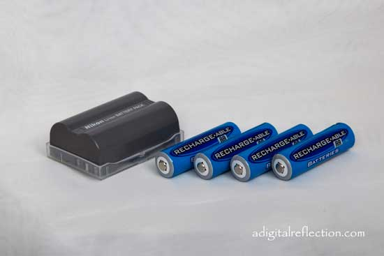 Beginners Photography Batteries