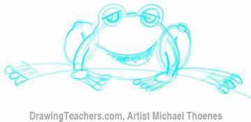 Frog Knees
