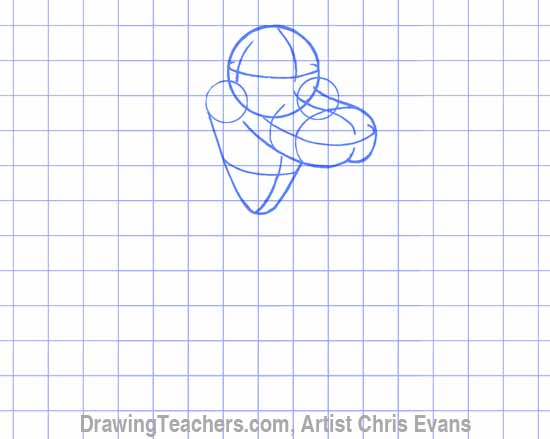 """How to draw Cartoon characters """"myrtle"""""""