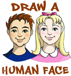 Draw a Human Face