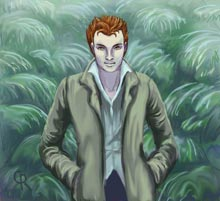 Edward Cullen Art