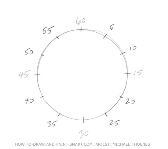 How to Draw a Star Step 3