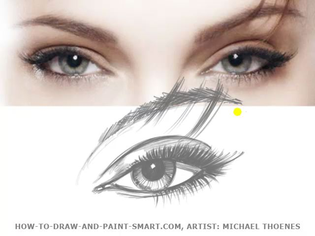 How to Draw Eyes 05