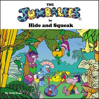 Jumbalees hide and go squeek