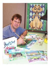 Michael Thoenes Artist