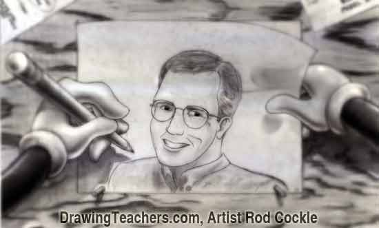 Rod Cockle Author/Illustrator