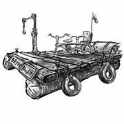 Swamp Raft Concept