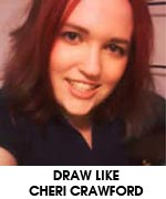Draw Like Cheri crawford