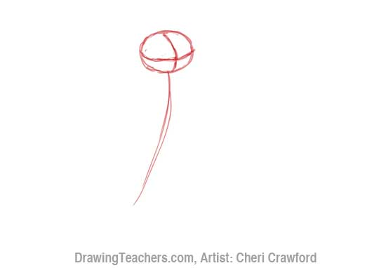 How to Draw a fairy 1
