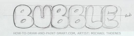 3d block letters 2
