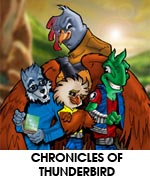 Chronicles of Thunderbird by Philip Craig