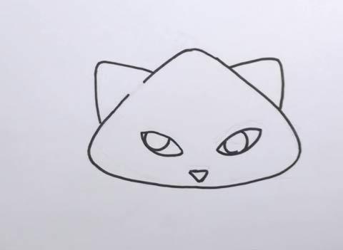 Cartoon Cat 05