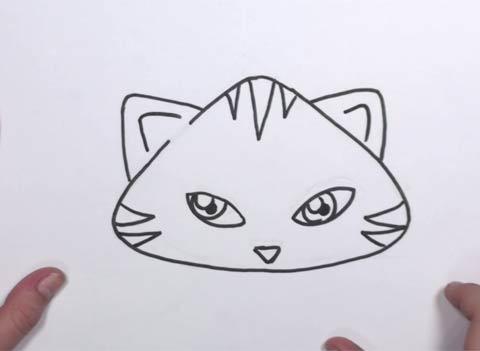 Cartoon Cat 06