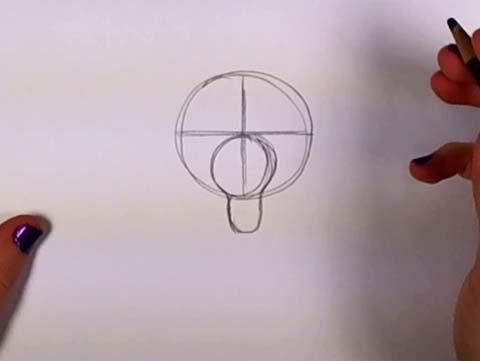 Draw a Husky 02